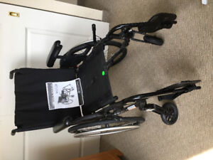 Wheelchair Helio C2 lightweight folding wheelchair