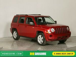 2010 Jeep Patriot North AC GR ELECT MAGS