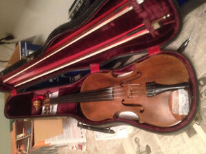 Violins for Sale Seidle,Simcoe, Stainer, Amatis etc