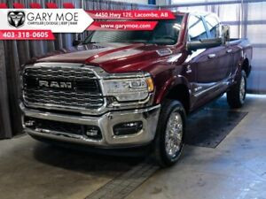 2019 Ram 3500 Limited  - Limited Line -  Chrome Styling
