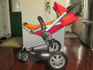QUINNY ( BUZZ ) SINGLE BABY STROLLER FOR SALE