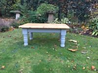 Pine Coffee Table ....3ft x 2ft