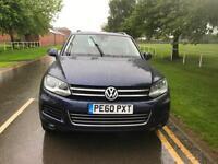 Volkswagen Touareg 3.0TDI V6 ( 240ps ) 4X4 ( s/s ) Tiptronic SE