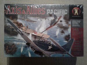 Axis and Allies Pacific , board game NIB