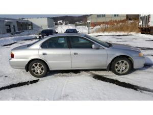 Acura TL 4dr Sdn 3.2L
