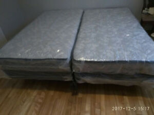 ***Urgent Sale Two Twin Mattress In Great Condition***