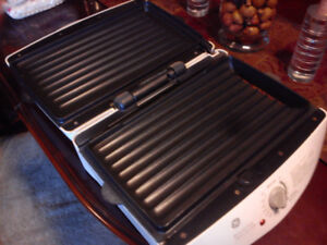 Electric Fold out Grill