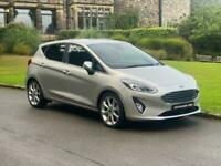 2020 Ford Fiesta TITANIUM Hatchback Petrol Manual