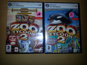 Jeux pour PC Zoo Tycoon 2 for windows