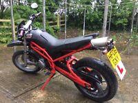 Sachs xroad 125cc 2006