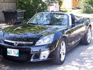 2007 Saturn Sky Redline Convertible