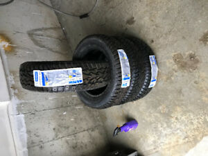Brand new winter tires 185/65/15