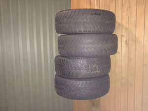 GOODYEAR ULTRA-GRIP ICE LIKE NEW CONDITION $400 OBO