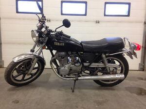 1979 Yamaha xs400