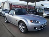 MAZDA MX-5 I, Silver, Manual, Petrol, 2005
