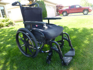 "Myon 16"" Fully Adjustable Wheelchair REDUCED"