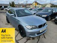 2010 BMW 118D SE Coupe Diesel Manual
