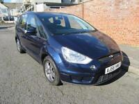 2006 FORD S-MAX 1.8TDCI 125PS 6SP ZETEC MANUAL DIESEL