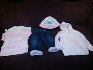 Size 12-18 month Girls Lot - Gap / Old Navy
