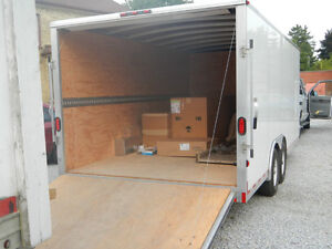 moving and hauling
