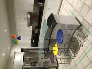 Used AYA high end kitchen c/w appliances
