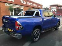 2018 Toyota Hilux Invincible X D/Cab Pick Up 2.4 D-4D Auto MOUNTAIN ROLLER BACK
