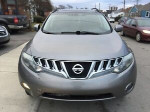 2010 Nissan Murano AWD 4dr