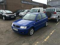 2003 Volkswagen Polo 1.4 S 3dr (a/c)