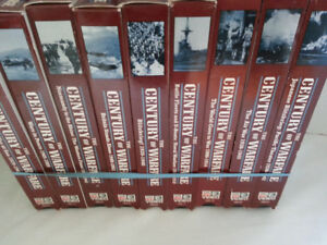 time life century of warefare vhs lot 9
