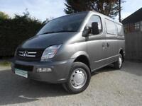 LDV V80 Swb low roof van Van 2.5 136PS Euro 5 with Air Con