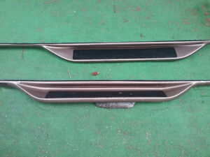 Factory fiberglass running boards  for 90's Chevy or gmc