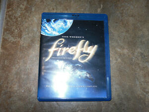 Firefly - complete series, Blu-ray