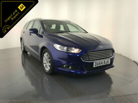 2015 FORD MONDEO ZETEC ECONETIC TDCI DIESEL 1 OWNER SERVICE HISTORY FINANCE PX