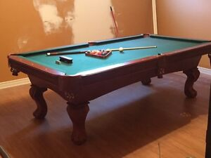 Table de billard à vendre