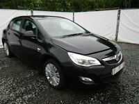 Vauxhall Astra 1.4 Excite 61 plate