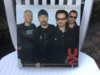 U2 The Illustrated Biography,Hardback.£3.50
