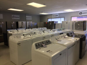 New Appliances On Sale! View Our Showroom Today!