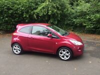 Ford Ka zetec Fab condition 11 months mot