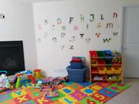Farhana's daycare