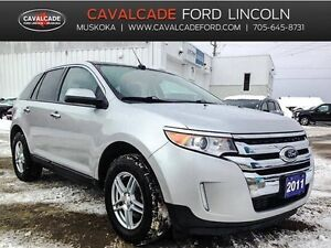 2011 Ford Edge SEL 4D Utility FWD