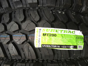 New Lt tires. M/T and A/T