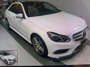 2016 Mercedes e400 4matic