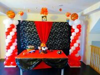 Balloon decor for your events