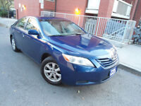 2007 TOYOTA CAMRY LE PLUS MODEL , PWR. SEAT , COMPASS , ALLOYS