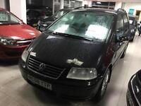 2008 Volkswagen Sharan 2.0TDI SE - Long MOT - 1 Former Keeper - 2 Keys