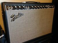 Deluxe reverb 65 with weber alnico speaker