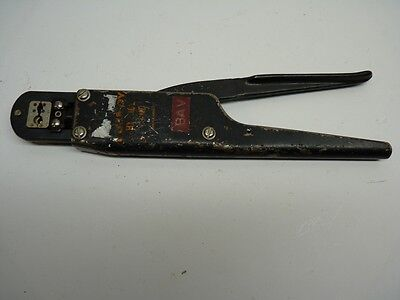 Burndy Crimper Hy-tool Crimp Tool