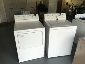 washer & dryer great condition