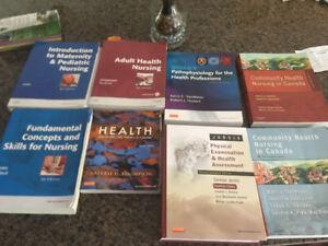 LPN/ Nursing books