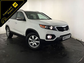 2012 62 KIA SORENTO KX-2 CRDI 4X4 ESTATE 1 OWNER SERVICE HISTORY FINANCE PX